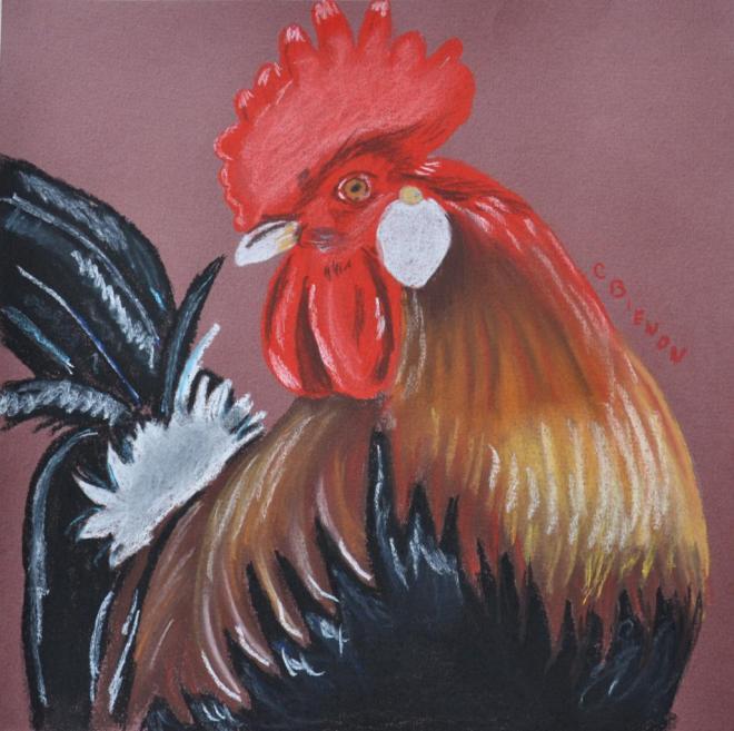 le coq    VENDU